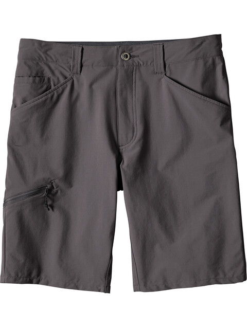 """Patagonia M's Quandary Shorts 10"""" Forge Grey"""